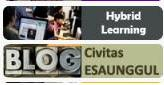 blog hybrid learning